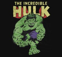 The Incredible hulk by uchapati