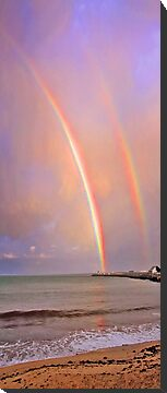 Rainbows Over Fremantle  by EOS20