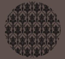 221b sherlock wallpaper Baby Tee