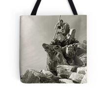 Wizzard of rocks Tote Bag
