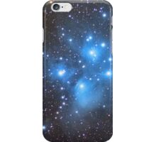 M45 - Pleiades (Seven Sisters) iPhone Case/Skin