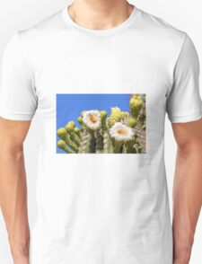 Bee in a Cactus T-Shirt