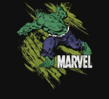 The Hulk by uchapati