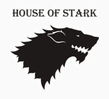 Game of Thrones - House of Stark by lestari