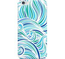 Ocean Swirl iPhone Case/Skin