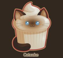 Cute Cat Cupcake by kimchikawaii