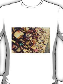 Paris Love Bridge T-Shirt