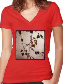 Last Days - TTV Women's Fitted V-Neck T-Shirt