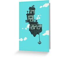 Sky Shack Greeting Card