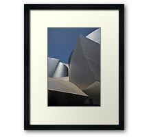 Point Well Defined Framed Print