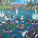 A  Duck Lover's Dream by Jedro