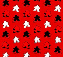 I Call The Red Meeple by pietowel