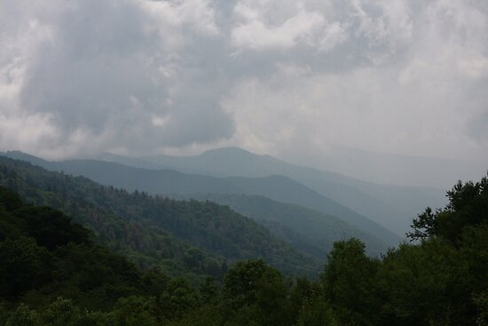 Smoky Mountains by Sherri Hamilton