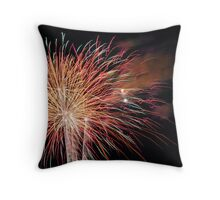 Firework 1 Throw Pillow