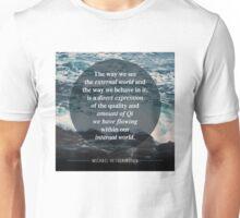 Internal Qi Unisex T-Shirt