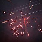 FIREWORKS #4 by gypsykatz