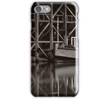 Paddle Boats On The Murray River iPhone Case/Skin