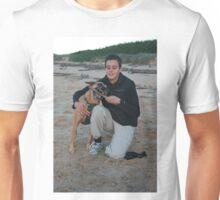 26. Kellie & her Ridgeback Cross Oli Unisex T-Shirt