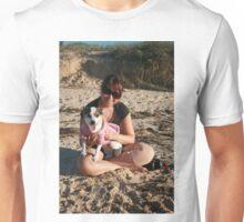 22. Belinda & her Jack Russell Terrior Unisex T-Shirt