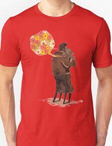 Speak Happy Thoughts. Unisex T-Shirt