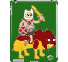 Masters of Time iPad Case/Skin