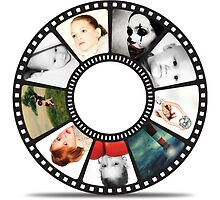Red Door Creative Film Strip by reddoorcreative