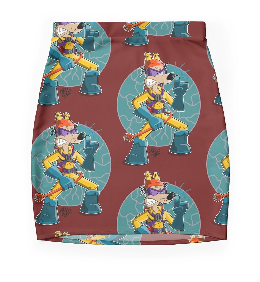 Darkwing Duck: Pencil Skirts | Redbubble