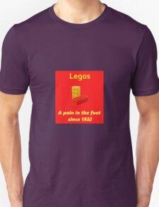 Legos - Destroying Feet T-Shirt