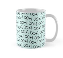 Conundrum wallpaper Infinity plus one.  Mug