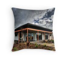 Architecture - Exterior Throw Pillow