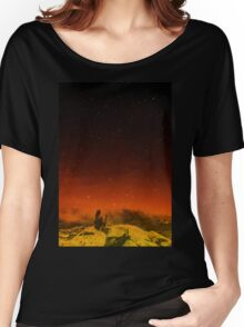 Burning Hill Women's Relaxed Fit T-Shirt