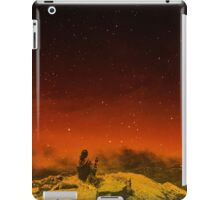 Burning Hill iPad Case/Skin