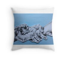 You Can't Go Throw Pillow