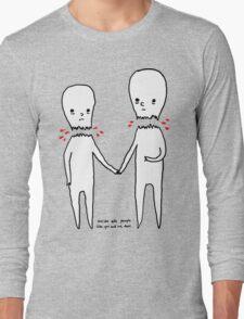 Suicide Kills. Long Sleeve T-Shirt
