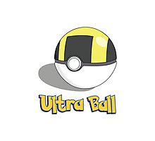The Ultra Ball Photographic Print