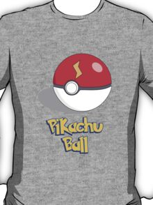The Pikachu Ball T-Shirt