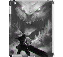 End Boss iPad Case/Skin