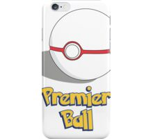 The Premier Ball iPhone Case/Skin