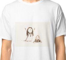 Campfire Lady Classic T-Shirt