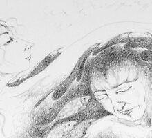 The embrace of the sea by lynn bennett-mackenzie