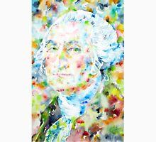 GEORGE WASHINGTON - watercolor portrait Unisex T-Shirt