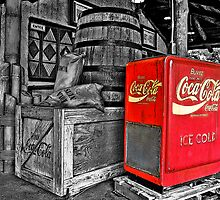 Coca Cola - Ice Cold by photoshotgun
