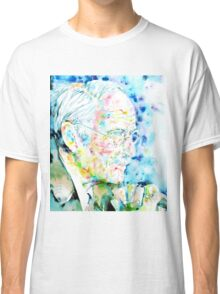 JUNG - watercolor portrait.1 Classic T-Shirt