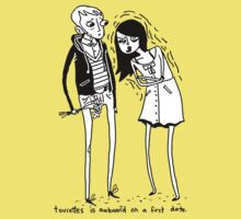 Tourettes Is Awkward. by Philip Elliott