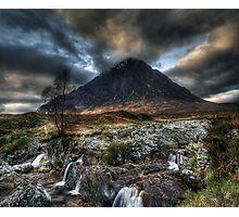 Buachaille Etive Mor, Scotland Photographic Print