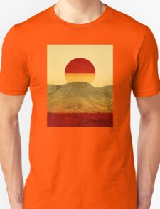 Warm abstraction T-Shirt