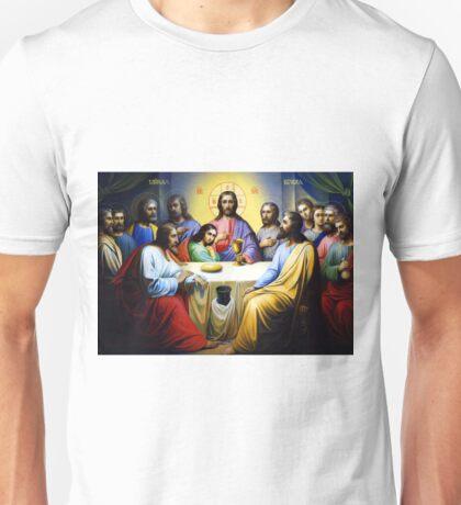 Last Supper Unisex T-Shirt