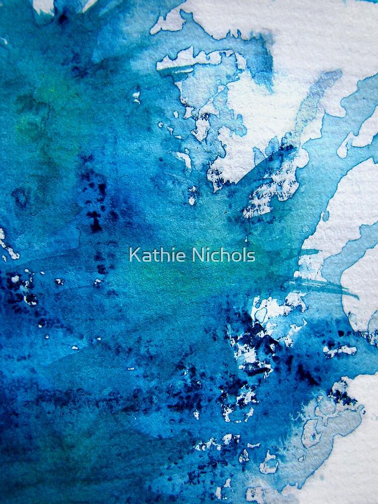 Vivacious Blue by Kathie Nichols