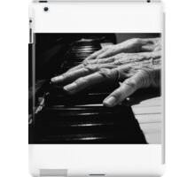 The Pianist iPad Case/Skin