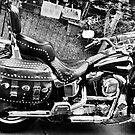 My Harley Davidson #2 by Finbarr Reilly